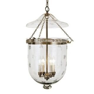 JVI Designs 1058 Kensington 4 Light Full Sized Pendant