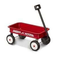 Radio Flyer 8638819 Red Steel Toy Wagon
