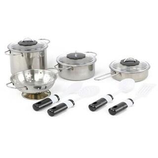Lollipop Stainless Steel Cookware Play Set