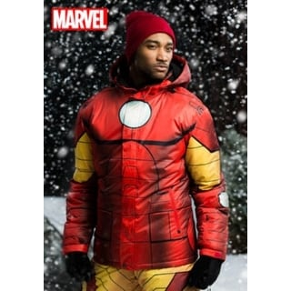 Iron Man SnowJacket