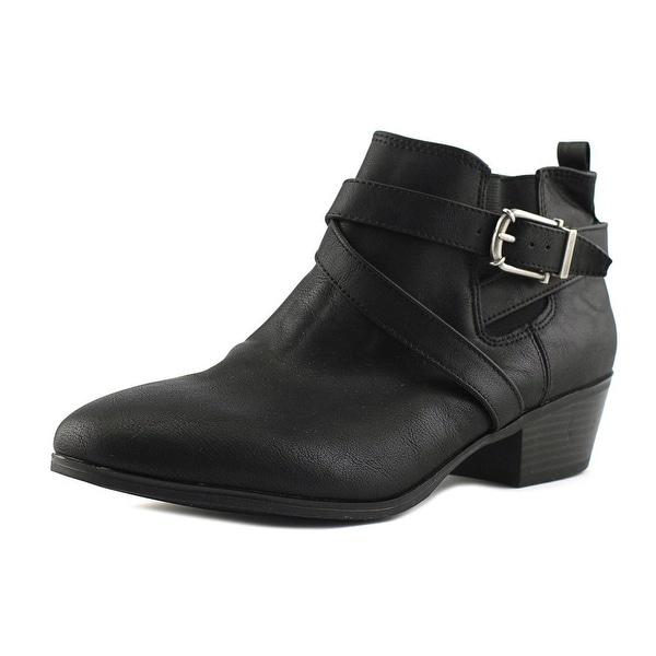 Style & Co Harperr Women Black Boots