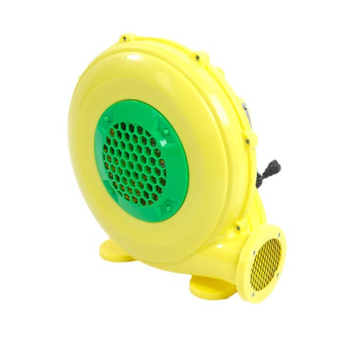 110V-120V PE Engineering Plastic Shell Air Blower US Plug