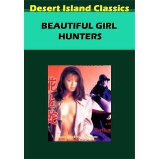 Beautiful Girl Hunters DVD Movie 1979