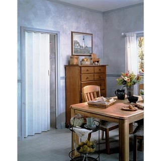 Spectrum 24-36X80 White Fold Door
