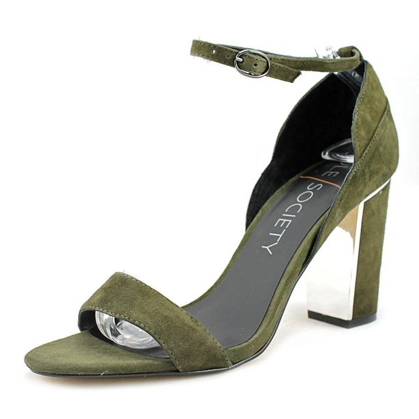 Sole Society Paden Women Olive Pumps