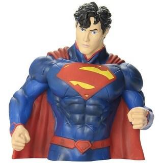Superman New 52 Vinyl Bust Bank - multi