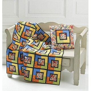 Coasters, Apron, Runner, Pilllows and Lap Quilt-One Size Only