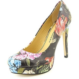 Chinese Laundry Wonder Platform Dress Heels - Black Multi US