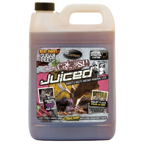 Wildgame Innovations 00052 Sugarbeet Crushed Juiced, 1 Gallon