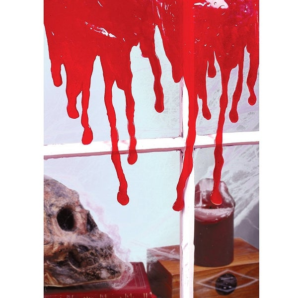 Drips Of Blood Halloween Decoration