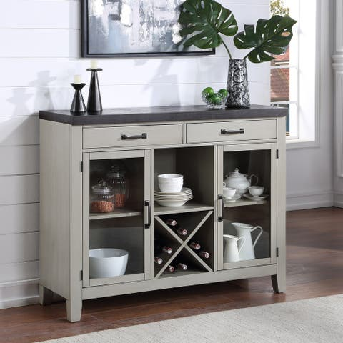 The Gray Barn Hasbrook Server - See Product Description