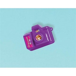 Amscan 394624 Sofia The First Clicking Camera - Pack of 24