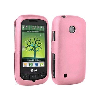 OEM Verizon Silicone Skin Case for LG Cosmos Touch VN270 - Pink