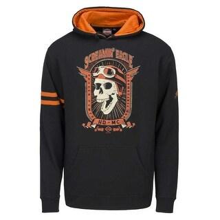 Harley-Davidson Men's Screamin' Eagle Retro Joker Pullover Hoodie HARLMS0080