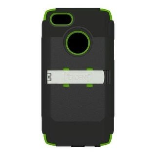 Trident AMS-IPH5-TG Kraken AMS Case for Apple iPhone 5 (Black/Green)