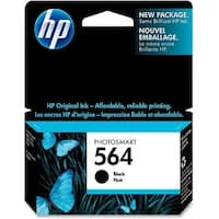 HP 564 Black Original Ink Cartridge (CB316WN)(Single Pack)