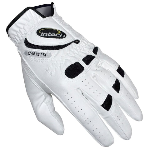 Intech Cabretta Golf Glove (6 Pack) - Men's LH Cadet Medium/Large