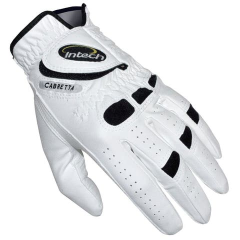 Intech Cabretta Golf Glove (6 Pack) - Men's LH Cadet Medium