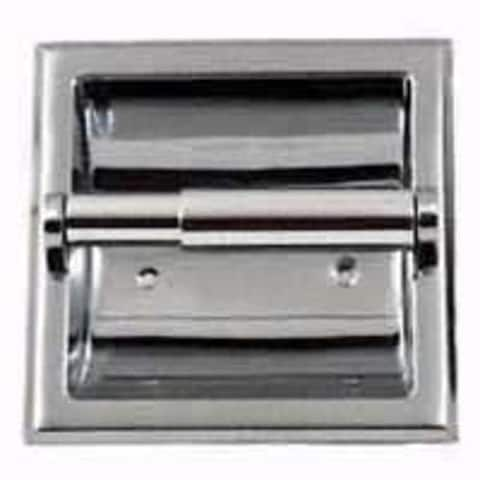 Mintcraft CSC 107-3L Tissue Recessed Paper Chrome Holder