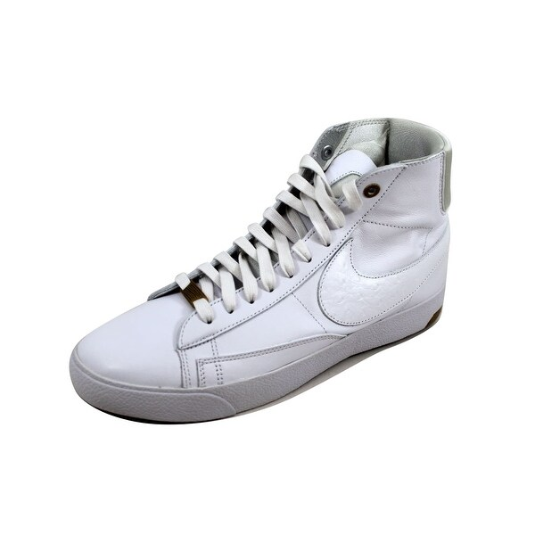 quality design 7f891 81dc7 ... Men s Athletic Shoes. Nike Men  x27 s Blazer Lux Premium QS  White White-Pure Platinum
