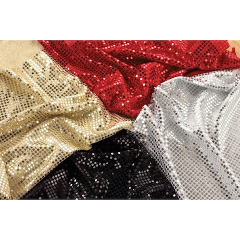Learning advantage sequins fabric 73820