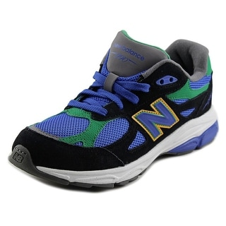New Balance KJ99 Youth Round Toe Synthetic Multi Color Running Shoe