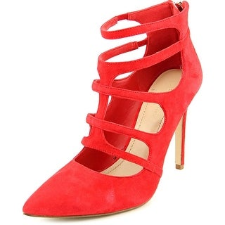 BCBGeneration Percah Pointed Toe Suede Heels