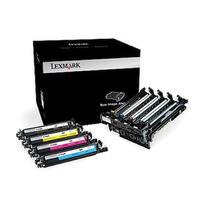 Lexmark 70C0z50 Black & Color Imaging Kit Toner