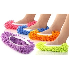 BOGO Anti-Microbial Mop Slippers