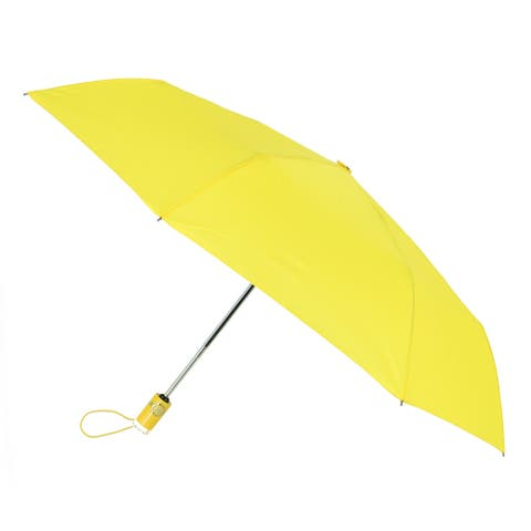 CTM® Auto Open and Close Mini Pocket Compact Umbrella - one size