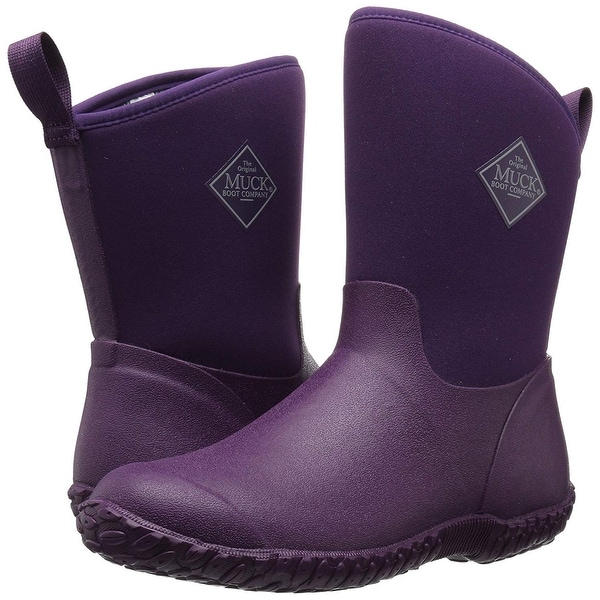 Muck Boots Muckster Ll Ankle-Height Womens Rubber Garden Boot