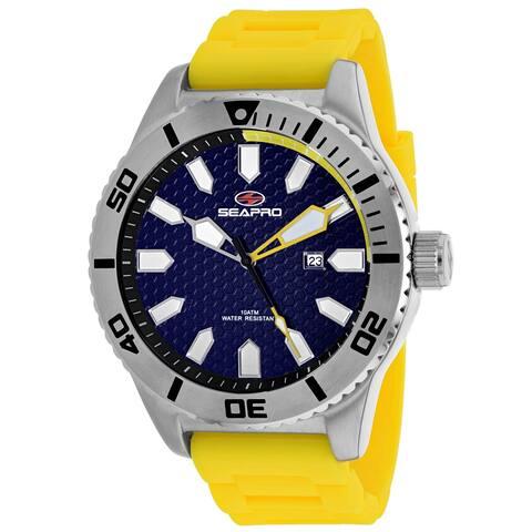 Seapro Men's Brigade Blue Dial Watch - SP1312
