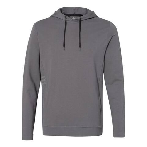 Adidas Men's Lightweight Hooded Sweatshirt