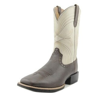 Ariat Sport Wide Square Men Square Toe Leather Boot