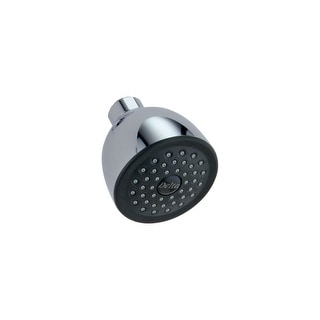 "Delta RP28599  2.0 GPM Classic 2"" Wide Single Function Shower Head with Touch-Clean® Technology - Chrome"