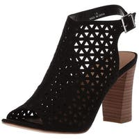 Madden Girl Women's Beverrly Heeled Sandal - 8.5