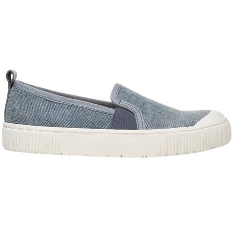 Zodiac Ciara Platform Womens Sneakers Shoes Casual - Blue