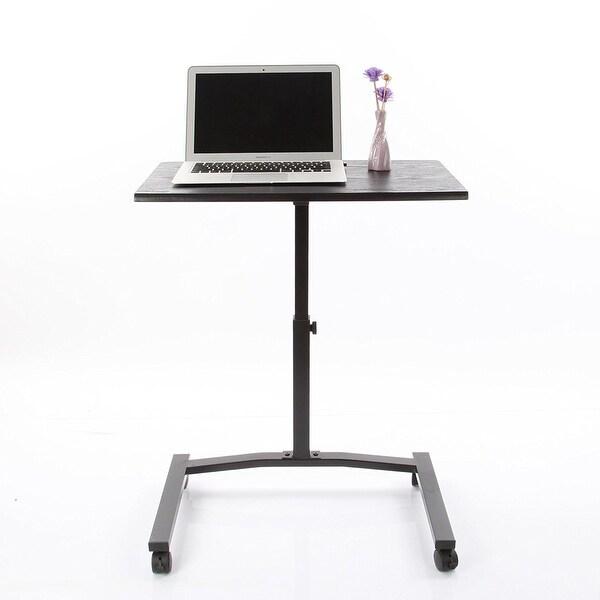 VECELO Mobile laptop desk cart