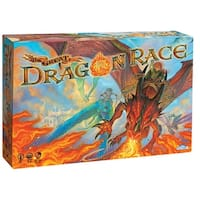 The Great Dragon Race Board Game - multi