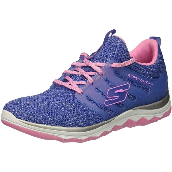 Shop Skechers Kids Girl's Diamond Runner Sparkle Sprint