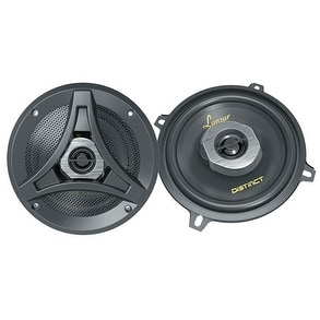 5.25-Inch 160-Watt 2-Way Coaxial Speaker, Set of 2