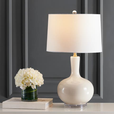 "SAFAVIEH Lighting 27"" Nilla Table Lamp"