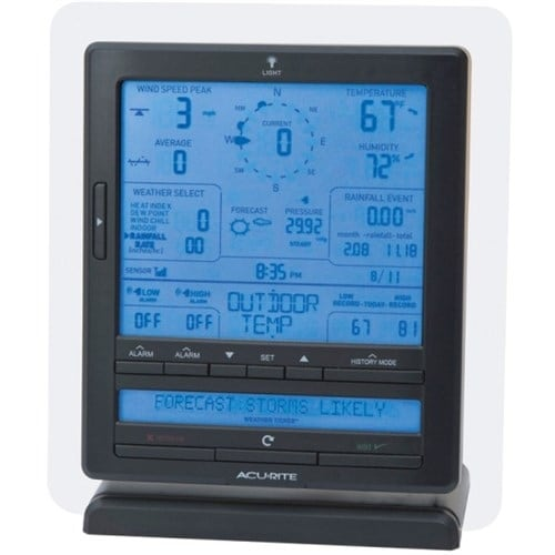 """""""AcuRite Pro 5-in-1 Weather Station with Weather Ticker Digital Weather Station"""""""