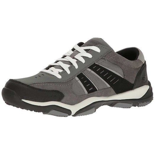 Skechers Men Classic Fit Larson-Sotes Air Cooled Shoes