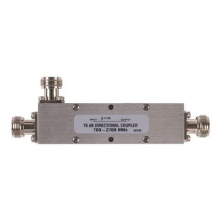 Wireless Solutions - 698-2700 MHz 15dB Directional Coupler