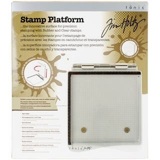 Tim Holtz Stamp Platform-|https://ak1.ostkcdn.com/images/products/is/images/direct/66dfb4f6a04dacf4fa5639dc2bebe2875c76a5ff/Tim-Holtz-Stamp-Platform-.jpg?impolicy=medium