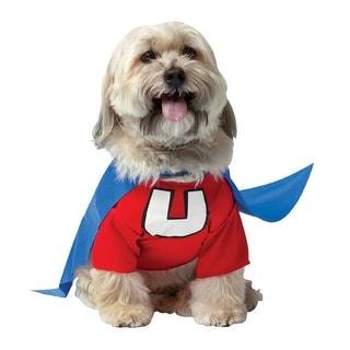 Underdog Pet Halloween Costume TV Costume