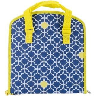 "StitchBow Mini Needlework Travel Bag-20.5""X9"" Open"