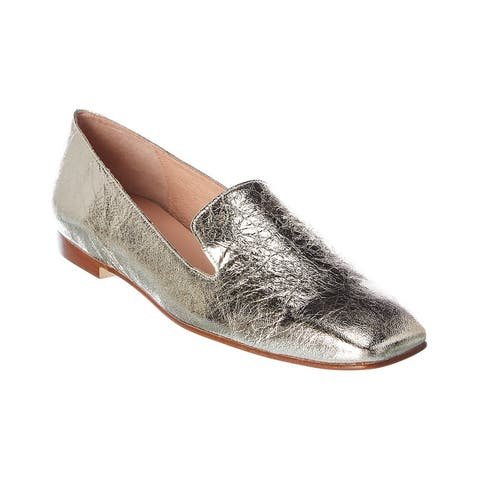 French Sole Duet Leather Loafer