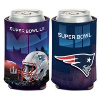 New England Patriots Super Bowl LII Bound 12oz. Can Cooler